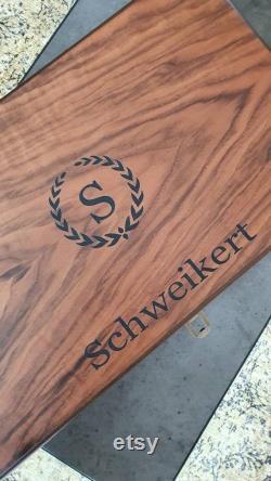 Backgammon turc personnalisé de luxe fait à la main (option de livraison express)