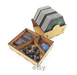Boardgame Organizer compatible avec Twilight Imperium 4