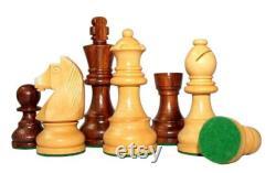 Cadeau de Noël. Tiroir à tiroirs faits main Tiroir de rangement en bois meilleur jeu d échecs plat professionnel avec rangement de pièces magnétiques.