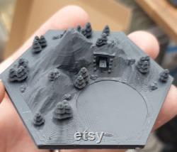 Conseil Catan imprimé personnalisé en 3D