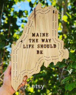 Conseil d administration du Maine Cribbage