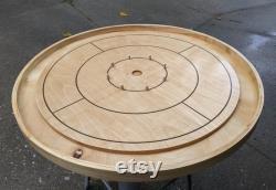 Crokinole Board and Disques Taille du tournoi