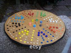 Double côté 8 et 6 joueurs Aggravation type jeu de société