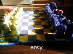 Ensemble d échecs minion