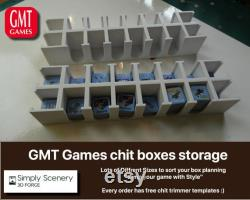 GMT Games Chit Titulaires