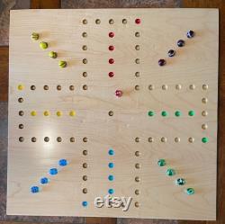 Grand plateau de jeu wahoo à 4 joueurs
