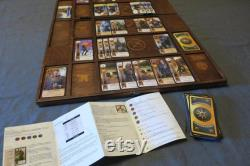Gwent Cards 5 decks, Full Set Ballad Heroes extension (484 cartes) Witcher 3 Wild Hunt