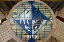 Handmade Water Nation Pai Sho Board