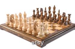 JEU D ÉCHECS Classique personnalisé échecs carrés