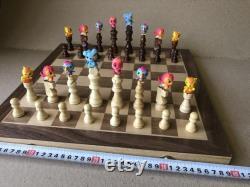 Jeu d échecs pour animaux de compagnie