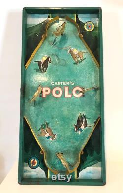 Jeu de Antique POLO par Carter s Toy Company