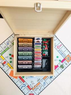 Jeu de société YourOpoly personnalisé Monopoly personnalisé
