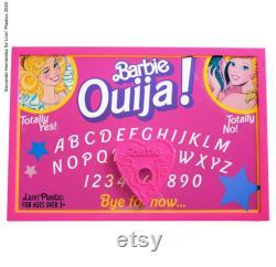 La Barbie OUIJA ÉDITION LIMITÉE