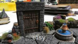 Mega Gloomhaven starter scenery Trilogy collection