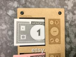 Monopoly Deluxe Organization Set Monopoly Money Organizer