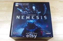 Némesis Board Game 3D Printed Insert