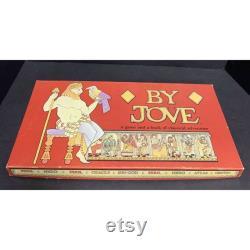 Par Jove Stories Classical Myths Jeu Aristoplay 100 Complete Unpunched Grec