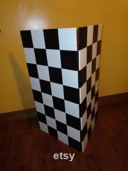 Parure de jeu d échecs en pâte polymère
