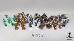 Première partie de la précommande pour les miniatures peintes de War Of The Ring Expansions