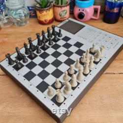 SciSys Chess Companion II 1983 Échiquier informatisé