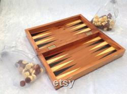 Style marocain Main fait grand ensemble d échecs pliants en bois