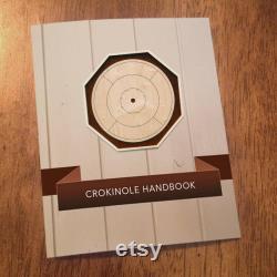 The Victor s Crown Tournoi Size Crokinole Game Board Set