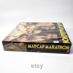 Tout nouveau jeu sealed Madcap Marathon par TOMY 1981 Difficile à trouver