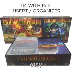 Ultimate TI4 avec PoK Insert Organizer
