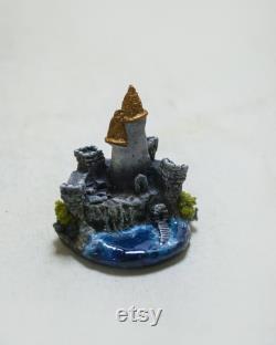 War of the Ring Strongholds miniatures, résine et peint à la main et prêt à jouer